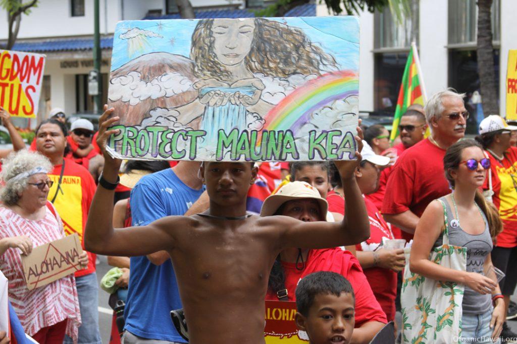 Aloha Aina March Waikiki Hawaii 8.8.15 201520150809_0456
