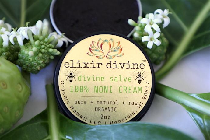Organic Noni Cream