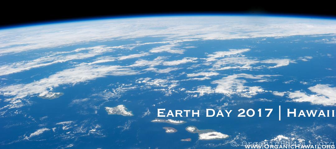 Earth Day 2017 Hawaii